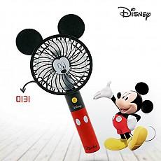 디즈니 미키마우스 휴대용 선풍기